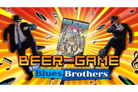 Beer and Game #34 The Blues Brothers - YouTube