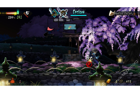 Muramasa: The Demon Blade - Download Free Full Games ...