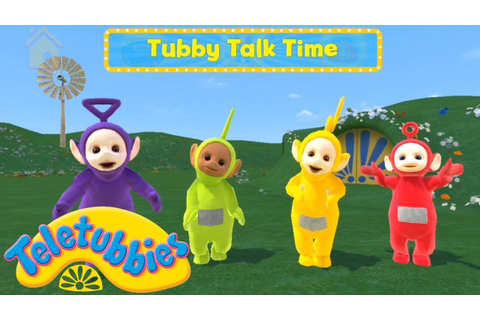 Teletubbies | Pop Bubbles Game And Tubby Talk ...