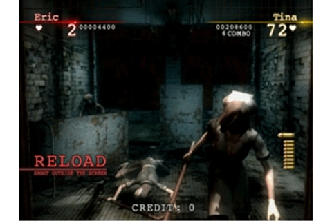 Silent Hill The Arcade Game - Videogame by Konami