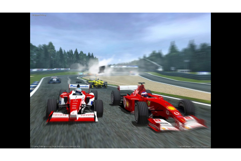 Top 5 Formula 1 Games Of All Time - YouTube