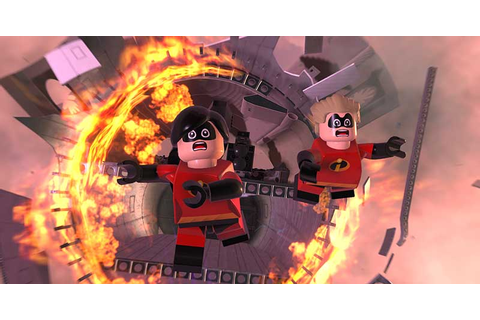 LEGO The Incredibles - interview - STACK | JB Hi-Fi