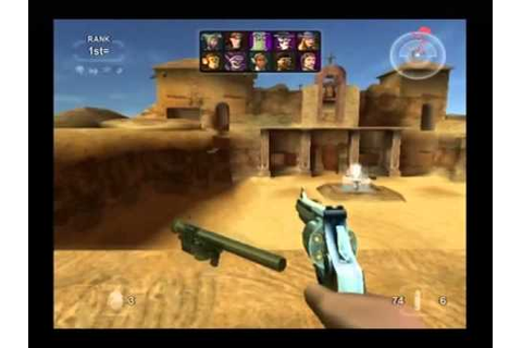 Timesplitters Future Perfect Virus Mexican Mission PS2 ...