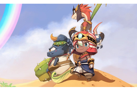 Ever Oasis comes out tomorrow on 3DS, here's an in-game ...