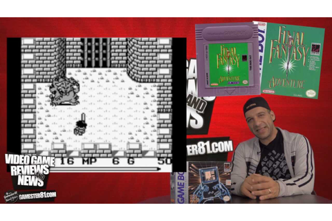 Top 10 Original Game Boy Games - Gamester81 - YouTube