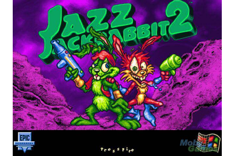 Download Jazz Jackrabbit 2 (Windows) - My Abandonware