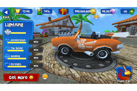 Game Nascar Rumble Racing di android ~ Share everything