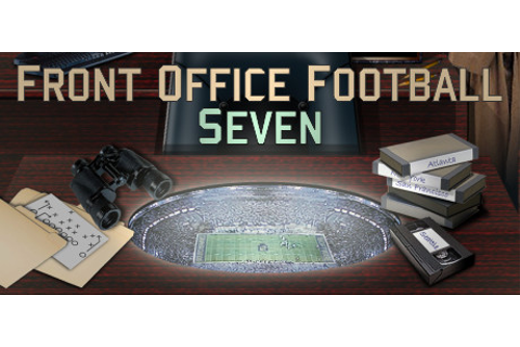 Front Office Football Seven on Steam