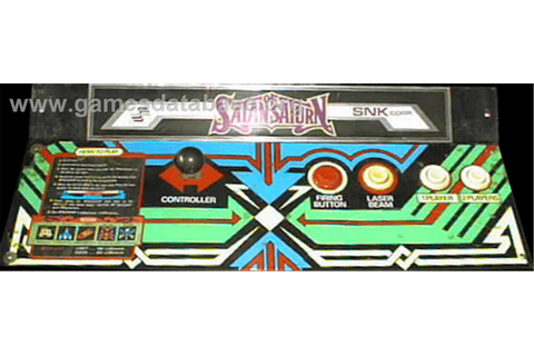 Satan of Saturn - Arcade - Games Database