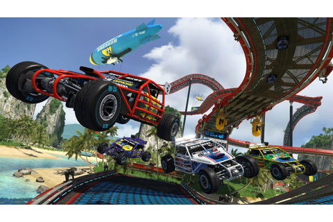 Trackmania Turbo Review - IGN