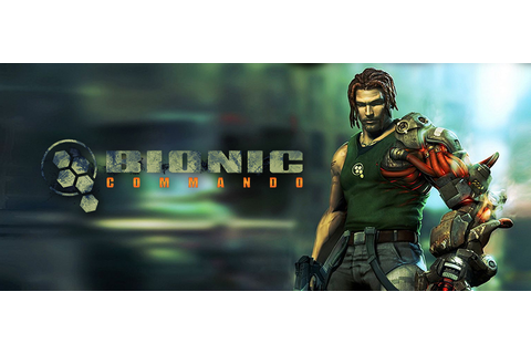 Bionic Commando - Kurd Gaming