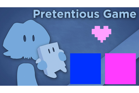 James Recommends - Pretentious Game - Minimalist Puzzle ...