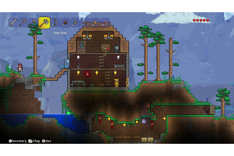 Terraria for Wii U Review