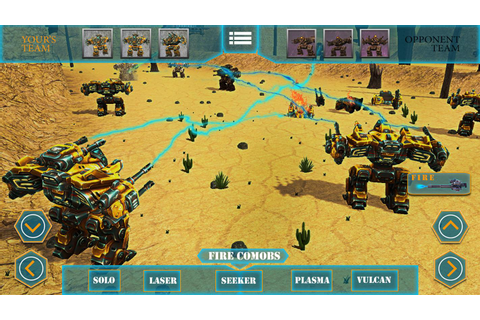 War Robots Battle Game for Android - APK Download