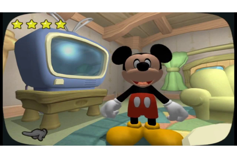 Disney's Magical Mirror Starring Mickey Mouse (Game for ...