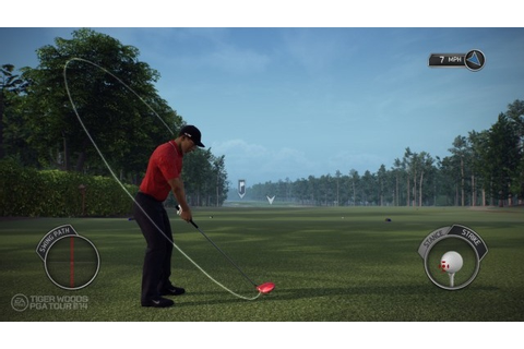 Tiger Woods PGA TOUR 14 Review - GameRevolution