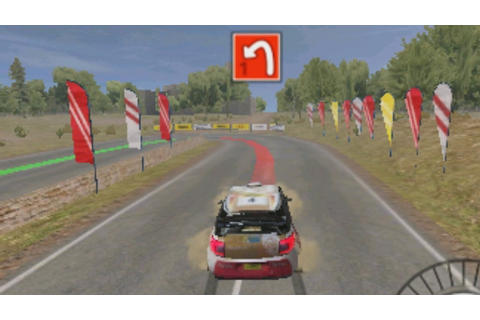WRC Official Game of the FIA World Rally Championship Demo ...