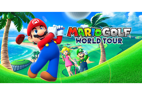 Mario Golf: World Tour | Nintendo 3DS | Games | Nintendo