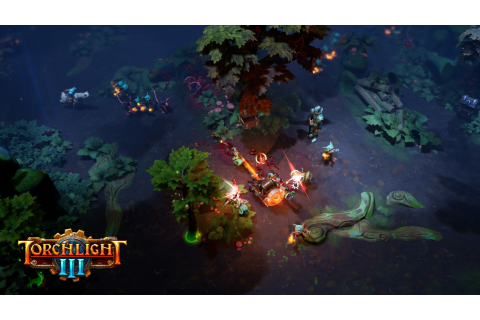 Torchlight III is coming to the PC this Summer, closed ...