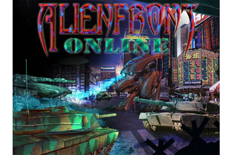 Alien Front Online Review for Dreamcast (2000) - Defunct Games