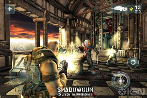 Is Shadowgun the Best Looking Mobile Game Yet? - IGN