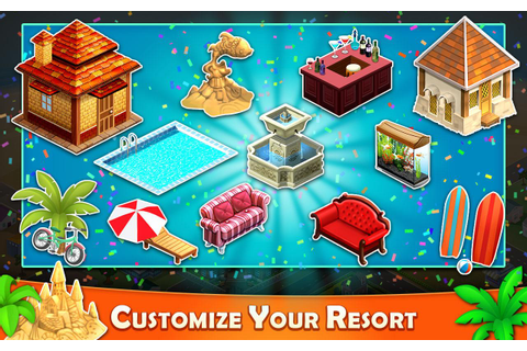 Resort Tycoon : Hotel Paradise Story - Android Apps on ...