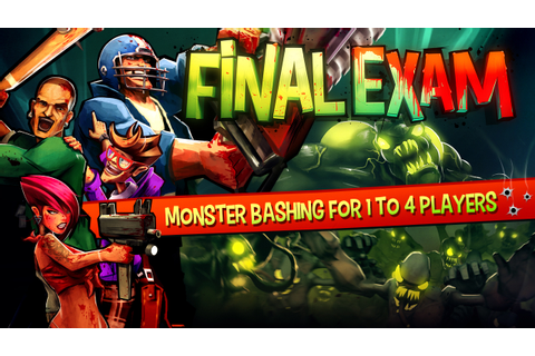 Buy Final Exam PC Game | Steam Download