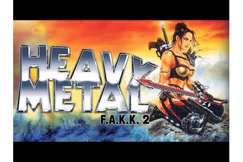 Heavy Metal: F.A.K.K. 2 PC Game Review - YouTube