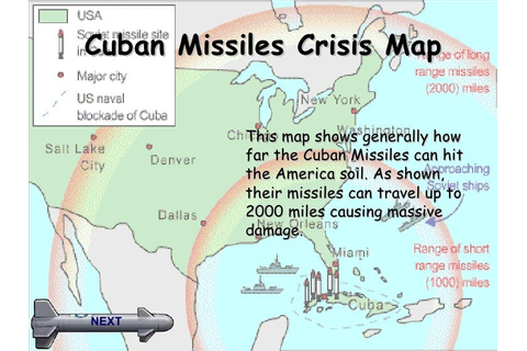 Cuban missile crisis game