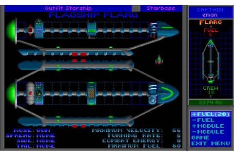 Download Star Control 2 strategy for DOS (1992 ...