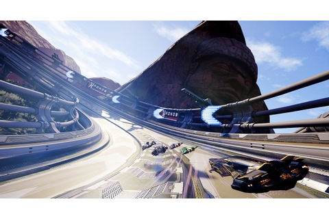 Pacer is a Anti-Gravity Combat Racing Game and it's Coming ...