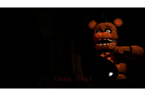 [FNAF2 SFM] Game Over by Delirious411 on DeviantArt