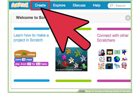 How to Create a Racing Game in Scratch (with Pictures ...