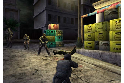 All SOCOM II: U.S. Navy SEALs Screenshots for PlayStation 2