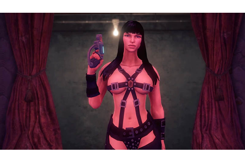 Enter the Dominatrix returning to Saints Row 4 within 45 ...