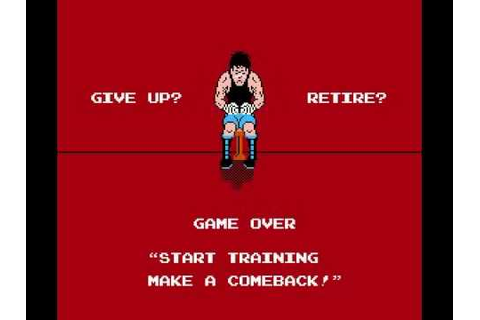 Game Over: Punch-Out!! - YouTube