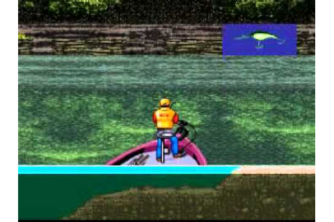 Mark Davis' The Fishing Master SNES Gameplay - YouTube