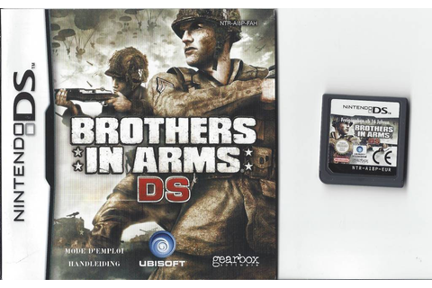 Brothers in Arms DS for Nintendo DS NDS - Passion for ...