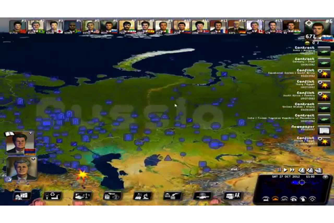 Rulers of Nations Geopolitical Simulator 2 Gameplay 2 ...