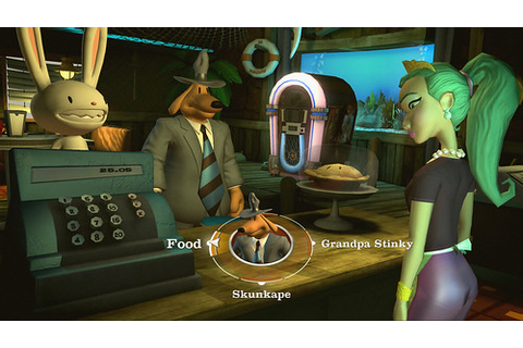 Sam & Max: The Devil's Playhouse Coming to PSN ...