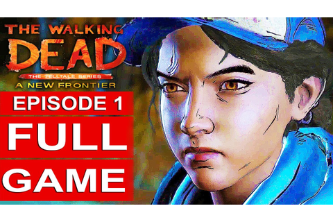 THE WALKING DEAD Season 3 EPISODE 1 Gameplay Walkthrough ...