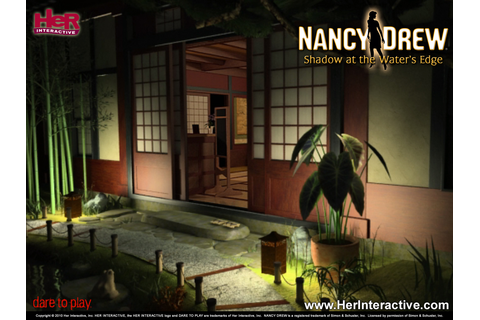 MOMMY BLOG EXPERT: Nancy Drew Classics Turned Interactive ...