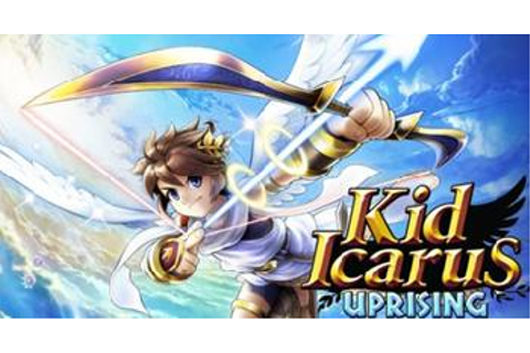 Kid Icarus: Uprising (Video Game) - TV Tropes