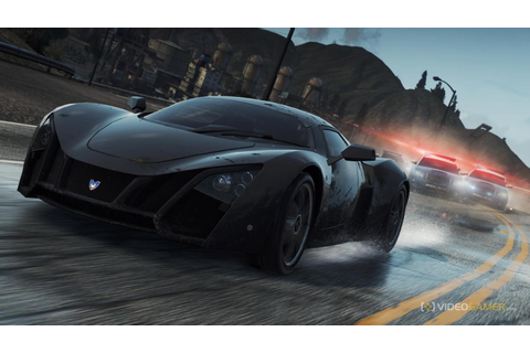 Dream Games: Need for Speed Most Wanted 2012