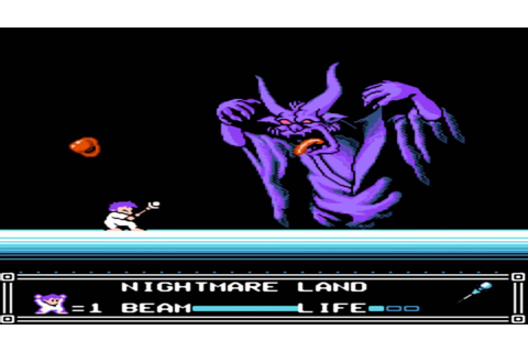 Retro Play: Little Nemo The Dream Master Finale - It's ...