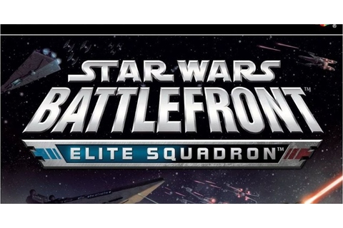 Star Wars Battlefront Elite Squadron PSP Game Free ...