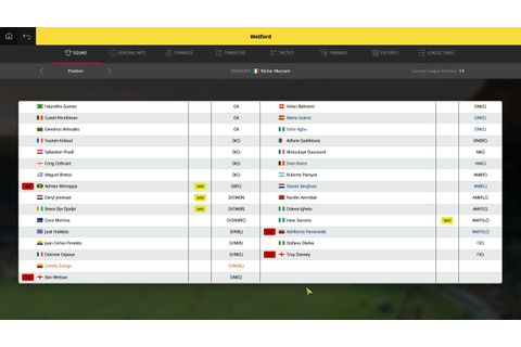 Global Soccer Manager 2017 - Images & Screenshots | GameGrin