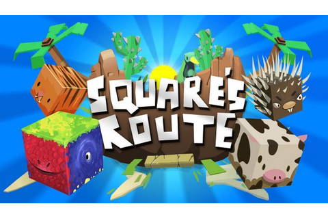 Square's Route Free Download (v1.0.1.00) « IGGGAMES