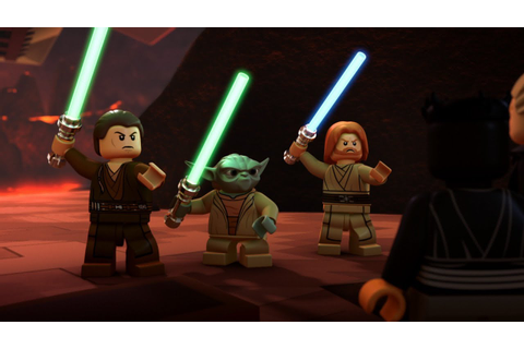 LEGO Star Wars: The Yoda Chronicles - Episode III - Attack ...