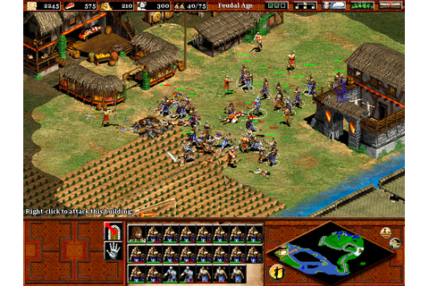 Age of Empires II: The Age of Kings Screenshots for ...